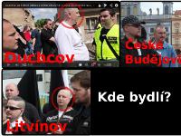 Slušní občané Českých Budějovic, Duchcova, či Litvínova?