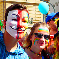 Prague Pride 2013 v obrazech