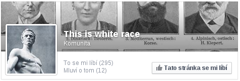 This is white race