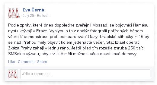 Operace Zkáza Prahy