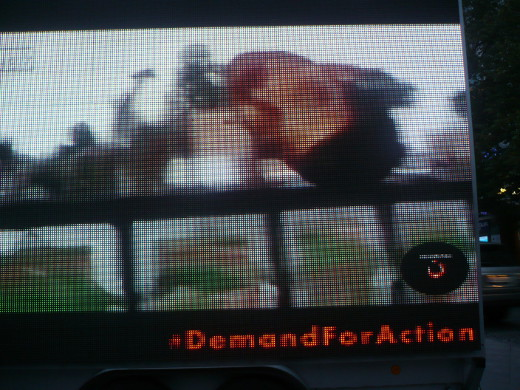 Demand For Action