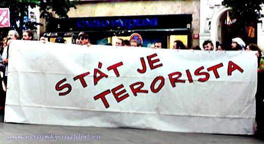 Evropský rozhled se ocitl na seznamu desinformačních webů pravděpodobně kvůli reportážím o anarchistických demonstracích v rámci Antifénixu
