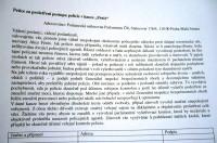 Petice k prošetření operace Fénix