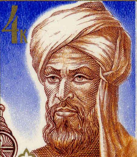 Al-Chvarizmi, zdroj Wikipedia