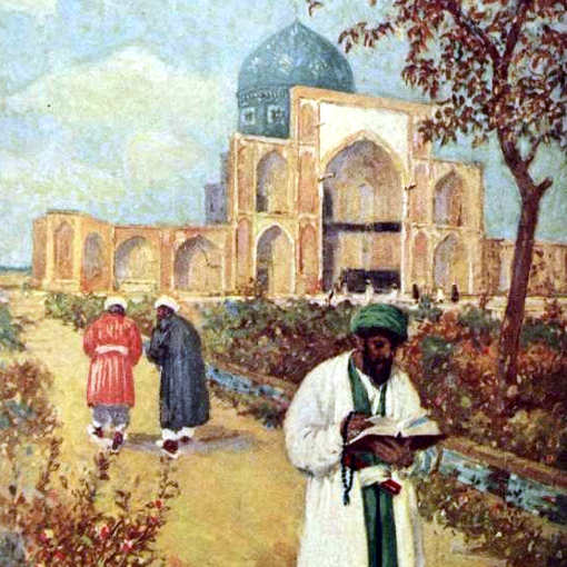 Jay Hambridge (1867 – 1924) - From Constantinople to the Home of Omar Khayyam
