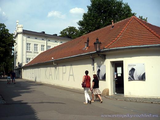 23. 7. 2016, Muzeum Kampa