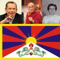 Jak jsem vyvěsila tibetskou vlajku na Parlamentních listech