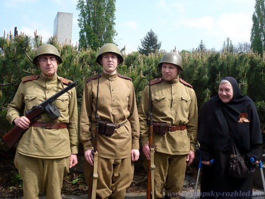 Sovětští vojáci