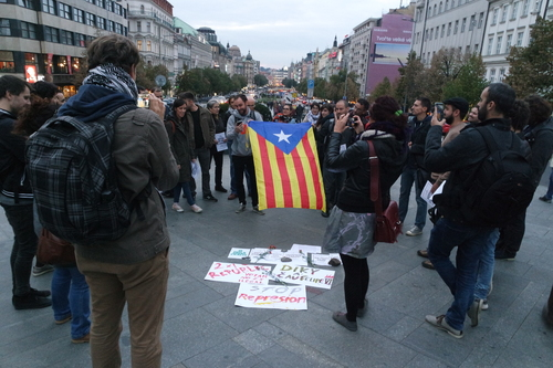 Catalunya no está sola