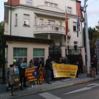 Španělé a Katalánci společně proti vládě
