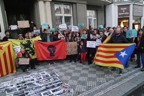 Solidarita s Katalánskem