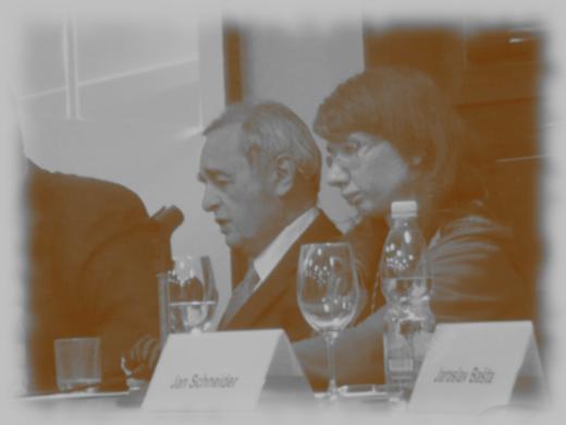 Jevhenija Bilčenko (Евгэния Билченко) na přednášce Ukrajina čtyři roky po Majdanu - 21. únor 2018, Praha