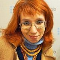 V Jazzové sekci recitovala své básně Jevhenija Bilčenko, poté se diskutovalo o Ukrajině