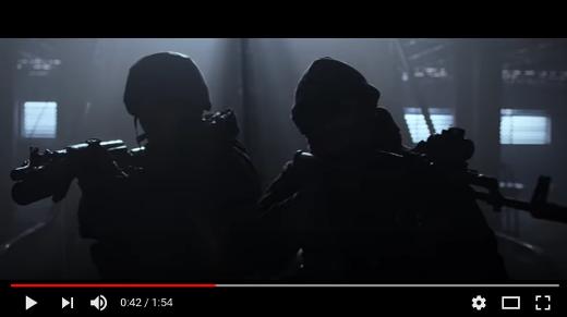 Ukrjainské drama Kyborgové - zdroj: YouTube