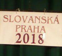Slovanská Praha 2018:  Referát Bolesława Tejkowského