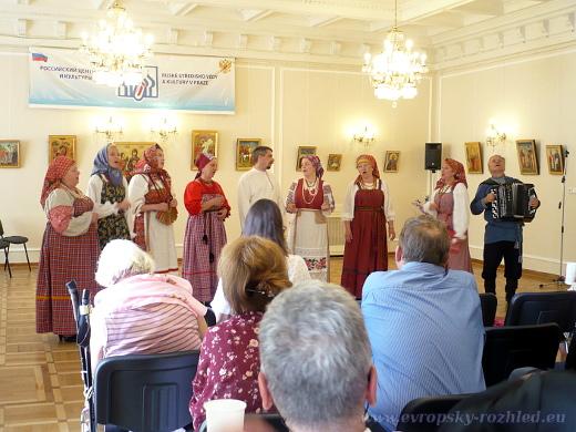 Petrohradský folklórní sbor Novoselie