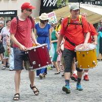 V reakci na Prague Pride prošel Prahou Pochod pro rodinu