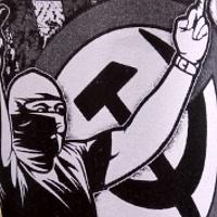 Sněženková ulice v Praze je posprejovaná antimuslimskými slogany