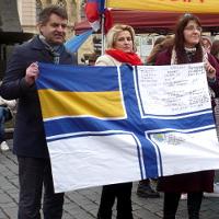Об'єднані прапором - #LiberateCrimea