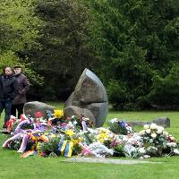 V Letech u Písku uctili památku obětí romského holocaustu