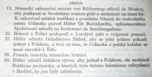 Ukázka z knihy Poslání do Moskvy od amerického velvyslance Josepha E. Daviese.