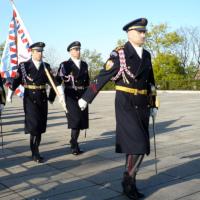 Slavnostní ceremoniál na Vítkově ke 101. výročí vzniku samostatného Československa