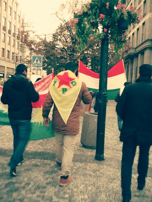 Pochod na Václavské náměstí