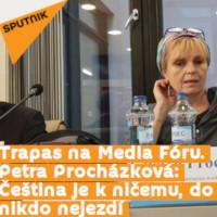 Rada Českého rozhlasu zodpověděla dotazy, jak postupovala při vyhodnocování neobjektivnosti článku o facce na Mediálním fóru 2019