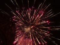 Nový rok na Václavském náměstí