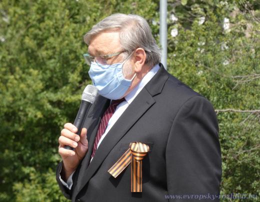 Senátor Jaroslav Doubrava