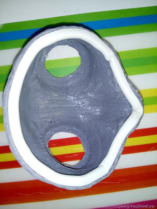 Těsnění masky