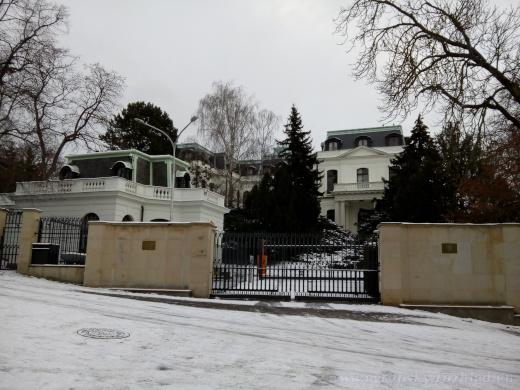 Velvyslanectví Ruské federace v České republice