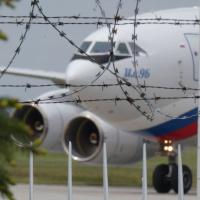 Iljušin-96 odletěl s ruskými zaměstnanci ambasády