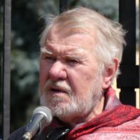 Před ruskou ambasádou si připomněli 53. výročí okupace Československa