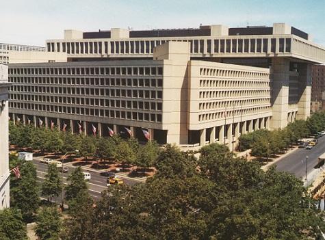 Ústředí FBI - foto fbi.gov